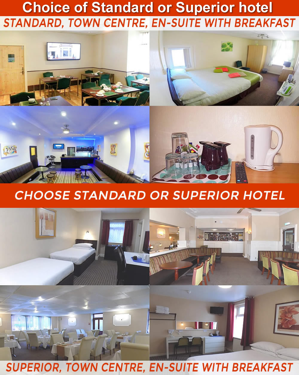 Blackpool Party Hotels