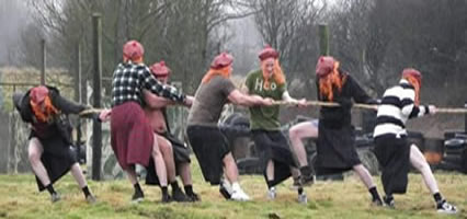 Blackpool Highland Games