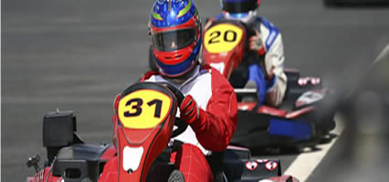 Blackpool Weekends - Karting Grand Prix