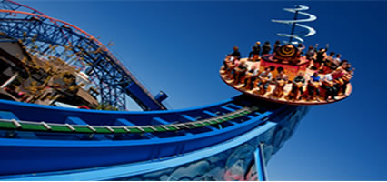 Blackpool Weekends - Blackpool Pleasure Beach