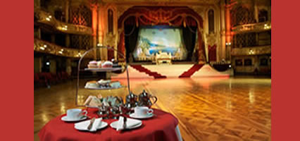 Blackpool Tower Ballroom - Afternoon Tea