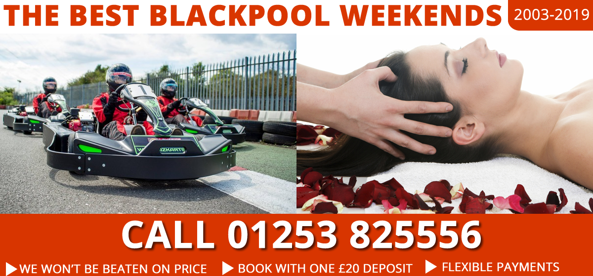 Party In Blackpool Weekends